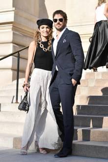 """Gleich und gleich gesellt sich gern: Ian Somerhalder gibt es meist nur im Doppelpack mit seiner Frau und """"Twilight""""-Vampirin Nikki Reed. Seine Arbeit als Schauspieler ist seit dem Ende von """"Vampire Diaries"""" 2017 eher in den Hintergrund getreten."""