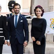 Prinzessin Sofia von Schweden: Sie hält sich nicht an die Kleiderordnung