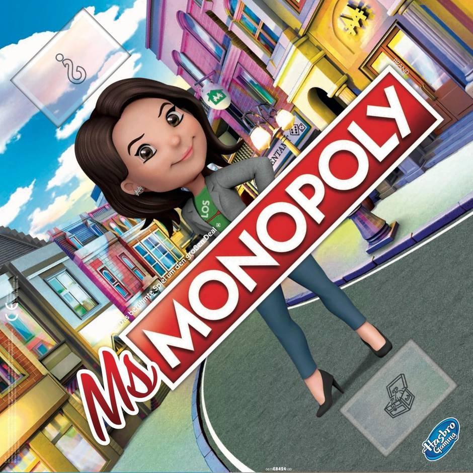 Ms Monopoly: Neue Version des Spieleklassikers auf dem Markt