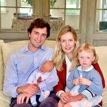 Prinz Amedeo, Prinz Maximilian, Prinzessin Elisabetta, Prinzessin Anna Astrid