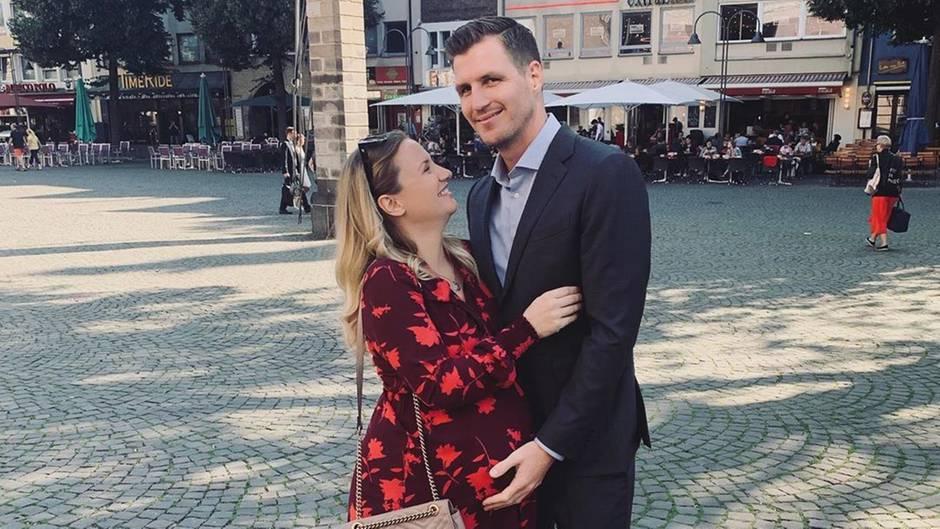Ania Niedieck ist wieder Mama geworden: Jetzt meldet sich der stolze Papa