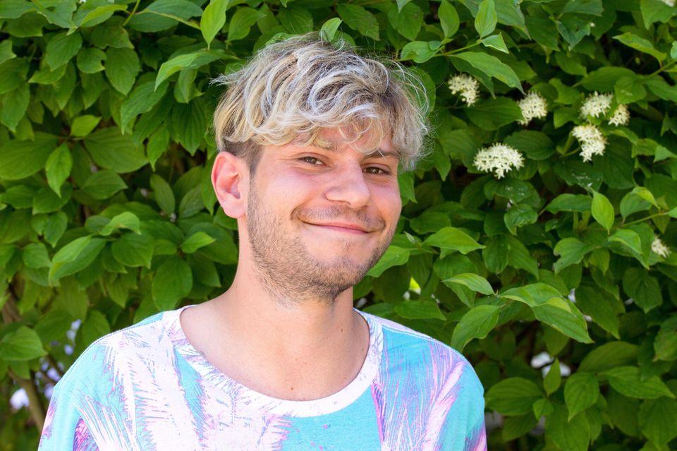 Julian Reim sieht seinem Vater Matthias ziemlich ähnlich