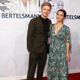 Timur Bartels und Michelle Math