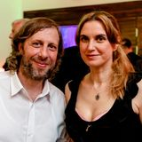 Oliver Korittke und Mirijam Verena Jeremic