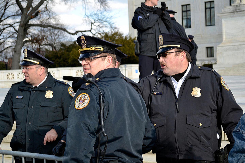 US-Polizei suchtTodd W. Barrick Jr. (Symbolbild)