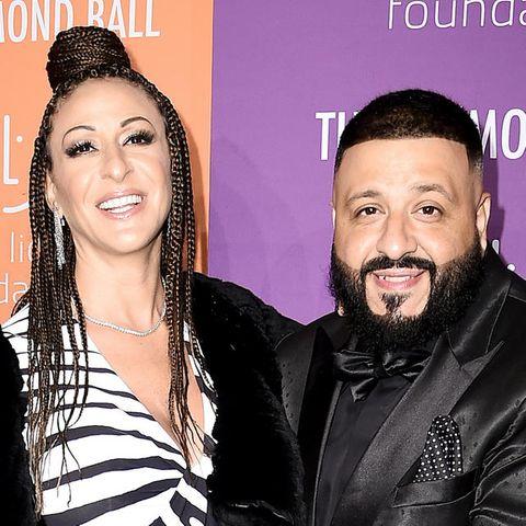 Nicole Tuck,DJ Khaled