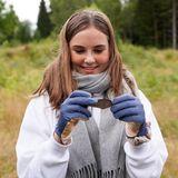 13. September 2019  Die Gegend, in der die Residenz der norwegischen Kronprinzenfamilie, Skaugum, liegt, gehört zu den Gebieten mit dem höchsten Bestand an verschiedenen Fledermaus-Arten. Und der muss alljährlich geprüft werden.
