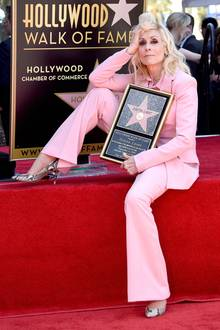 """13. September 2019  Judith Light gehört schon seit den 80er Jahren zu den bekanntesten TV-Gesichtern Hollywoods. Jetzt hat der """"Transparent""""-Star auch endlich den verdienten Stern auf dem """"Wak of Fame"""" bekommen."""