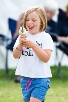 15. September 2019  Und das scheint der Urenkelin der Queen ganz ausgezeichnet zu schmecken. Schließlich wollen die letzten Sommertage bei denWhatley Manor Horse Trials im Gatcombe Park auch richtig auskostet werden.