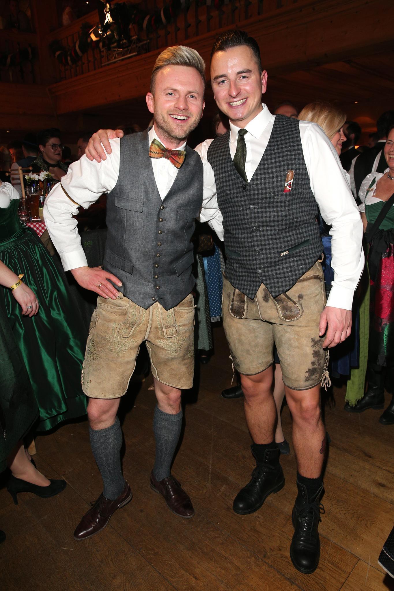 Willi Gabalier und Andreas Gabalier