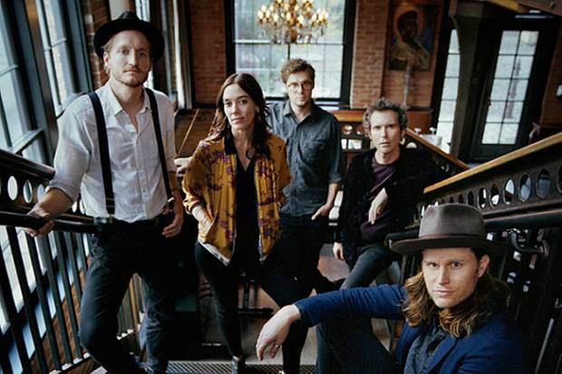 """The Lumineers"""