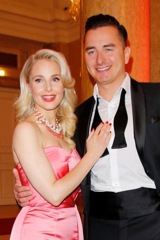 Silvia Schneider, Andreas Gabalier