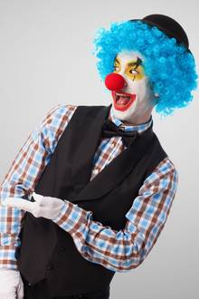 Mit dem Clown zum Kündigungsgespräch