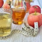 Apfelessig eignet sich hervorragend für eine Kur.