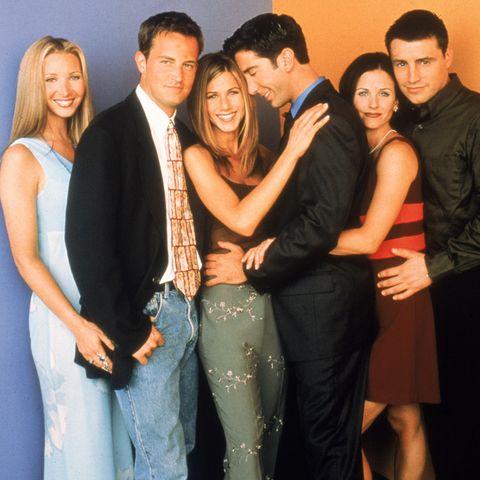 """Jennifer Aniston, Matt LeBlanc und Co.: So sehen die """"Friends"""" Darsteller heute aus"""