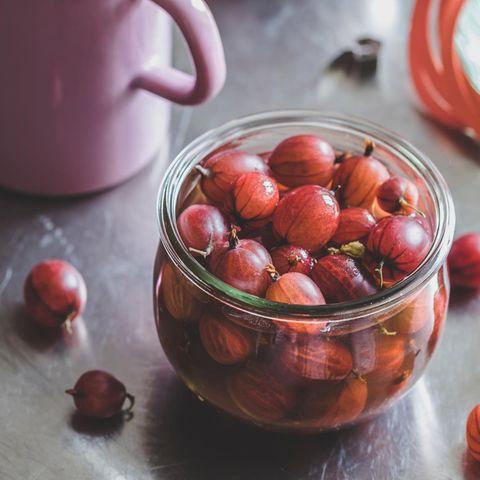 Stachelbeeren: Fruchtiger Vorrat für kalte Zeiten