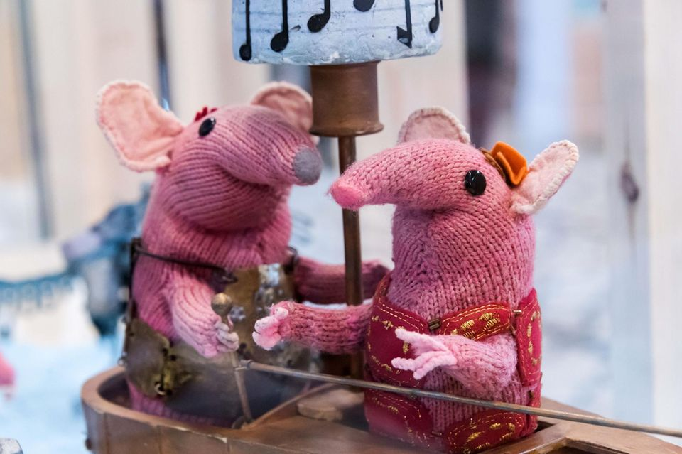 """""""The Clangers"""""""