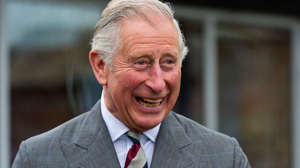 Prinz Charles geht unter die Designer