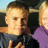 Justin Bieber  Ein kleiner Checker war Justin Bieber schon in frühen Jahren.