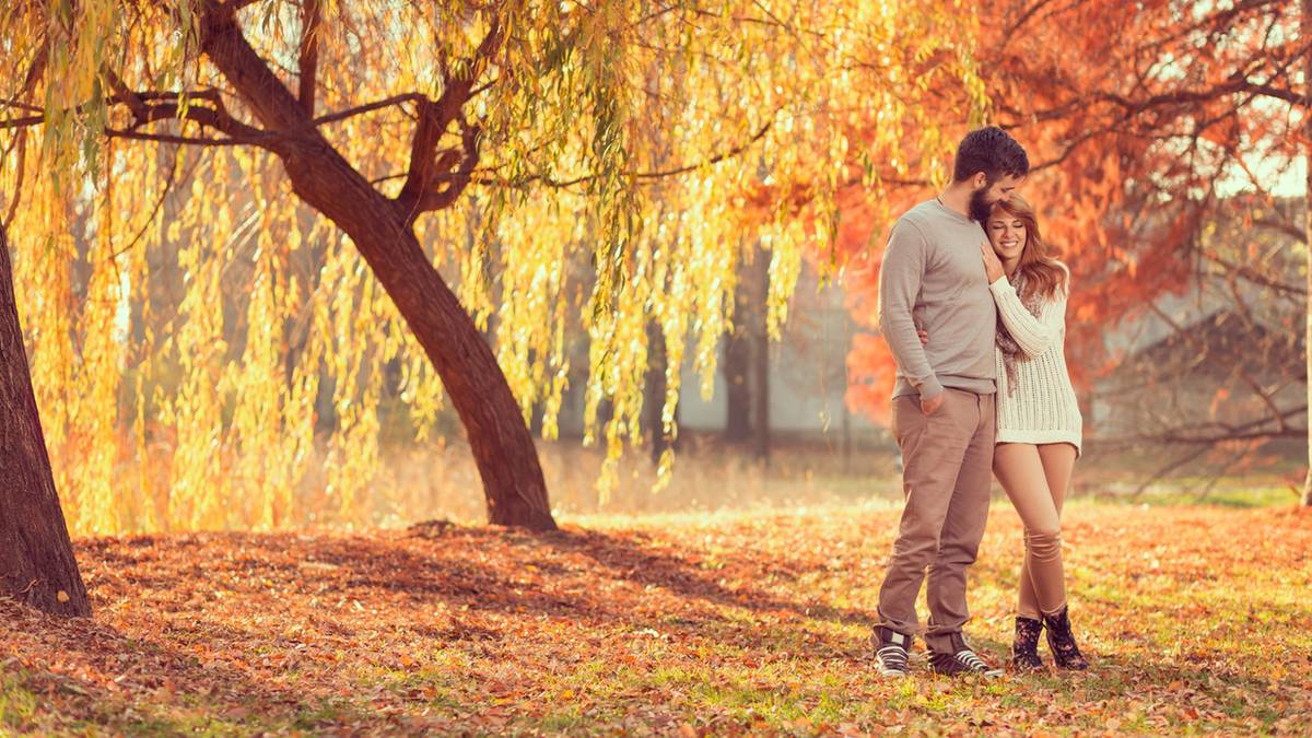 Der Herbst verspricht prickelnde Liebe und viel Erfolg