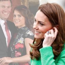 Prinzessin Eugenie: Ihr Verlobungsring ist wertvoller als Kates