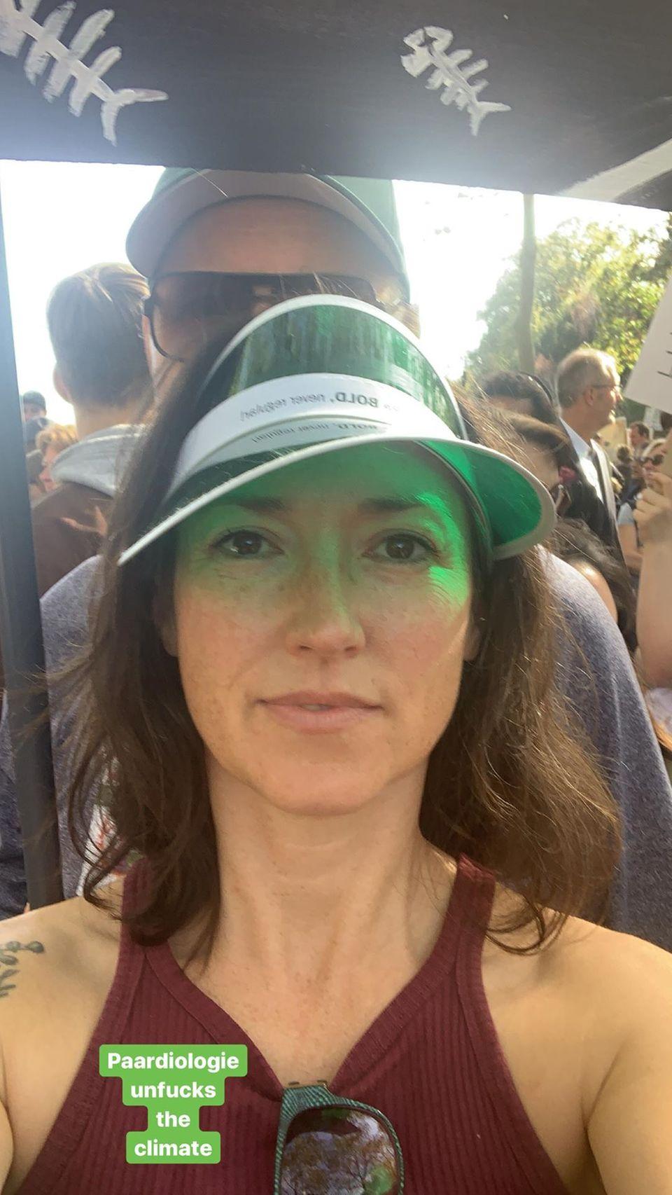 Charlotte Roche und ihr Mann Martin Keß sind auch als Unterstützer dabei.