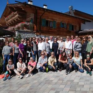 """Excellence Club 2019: Im Rahmen des Excellence Clubs 2019 kommen Leading Women unter dem Motto """"Brain, Body & Soul"""" bei herrlichem Wetter in Österreich zusammen."""