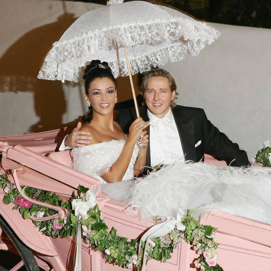 Sie heiratet ihren Franjo nochmal