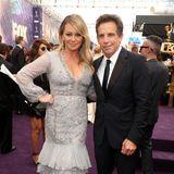 Partner-Style trotz Trennung: Christine Taylor und Ben Stiller