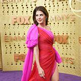 Mit Rot und Pink voll im Trend, Teil 2: Marisa Tomei inRalph & Russo Couture