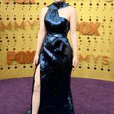 Glänzender Auftritt:Rachel Brosnahan In Elie Saab Haute Couture
