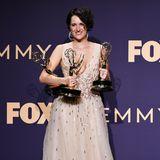 """Style-Gewinnerin: """"Fleabag""""-Star Phoebe Waller-Bridge in Monique Lhuillier"""