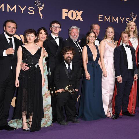 """""""Game of Thrones"""" wurde als """"Beste Drama-Serie"""" geehrt."""