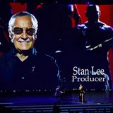 Traurig wird es beim Gedenken an die im letzten Jahr verstorbenenHollywood-Akteure, hier der legendäre Marvel-Zeichner, -Schauspieler und -Produzent Stan Lee.