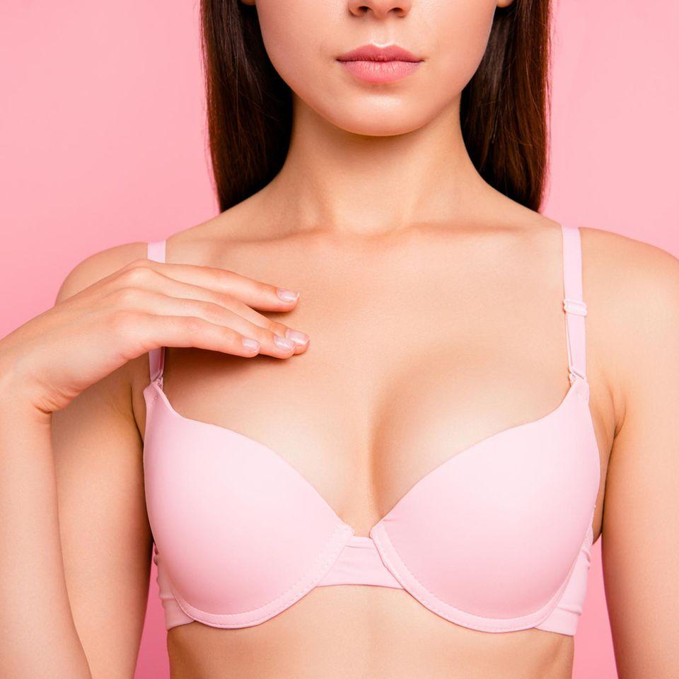 Brustkrebs ist ein wichtiges Thema.