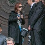 Auch die französische Schauspielerin Isabelle Huppert nimmt teil.