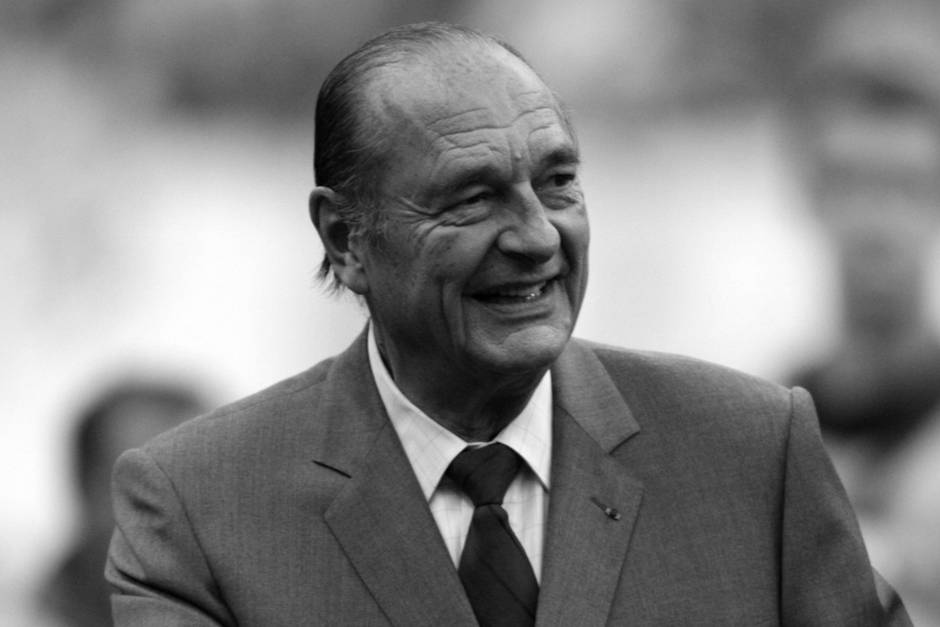 Jacques Chirac (†)