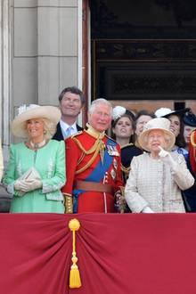 Die Familie Windsor