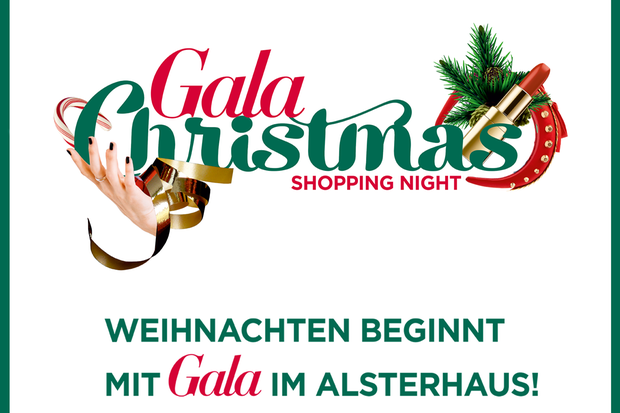 GALA Christmas Shopping Night