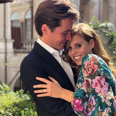 Edoardo Mapello Mozzi + Prinzessin Beatrice