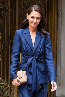 Das Single-Dasein steht ihr gut! Katie Holmes zeigt sich seit ihrer Trennung von Jamie Foxx immer stilsicherer und sorgt auf den Straßen New York für einen Hingucker-Look nach dem anderen ...