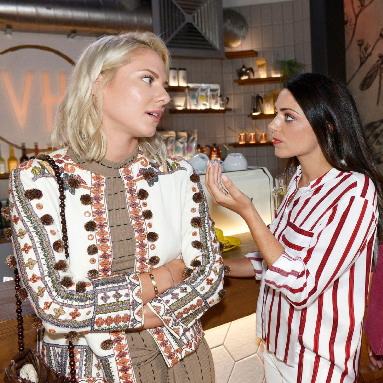 GZSZ: Backstage mit Iris Mareike Steen und Valentina Pahde