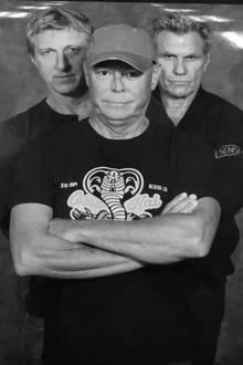 """27. September 2019: Robert Garrison (59 Jahre)  DerUS-amerikanische Schauspieler wurde vor allem durch seine Rolle in """"Karate Kid"""" bekannt. Im Alter von 59 Jahren ist er in einem Krankenhaus inWest Virginia für immer eingeschlafen, das berichten mehrere US-Medien übereinstimmend."""