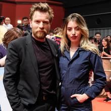 Ewan McGregor mit Clara