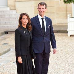 Prinzessin Marie und Prinz Joachim zu Dänemark wohnen zurzeit in der französischen Hauptstadt.
