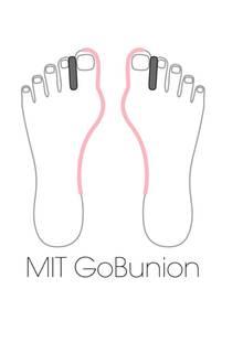 GoBunion, Zehenspreizer, Hallux-Socken