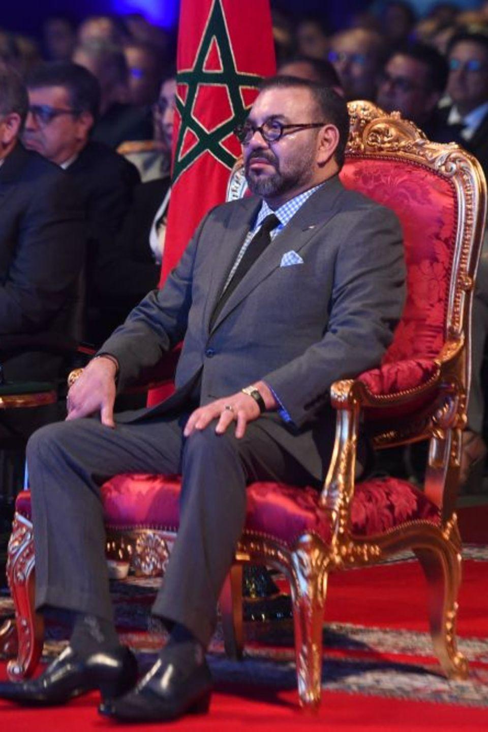König Mohammed von Marokko