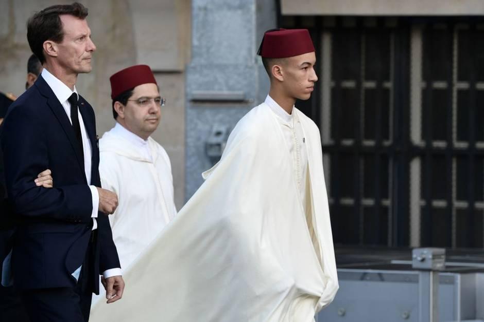 Moulay Hassan von Marokko