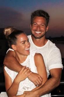 1. Oktober 2019  Auch wenn Angelina Heger ihren Liebsten Sebastian Pannek zum Feiern seines Geburtstags erst überreden musste, sieht man an ihren glücklichen Gesichtern, dass das eine gute Idee war. Happy Birthday nachträglich!