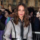 Alicia Vikander weiß um die Bedeutung einer tollen Tasche. Ihr Modell von Louis Vuitton hat das Potenzial zur nächsten It-Bag.
